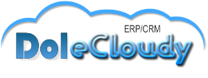DoleCloudy - l'ERP/CRM By eCloudy